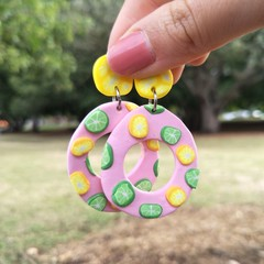 Funky Fruit Earrings