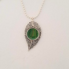 Beautiful Leaf Necklace