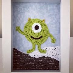 Monster Mike frame