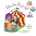 Xalien the Purple Alien books