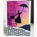 Mary Poppins card