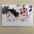 Island Goddess Card