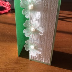 Sympathy cards. Non traditional