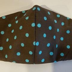 Aqua Spots Three Layer Mask