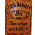 Jack Daniels Woodburnt Wall Art