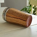 Wooden travel mug, Wooden coffee mug, Keep cup, Gift for him,Father's day gift,