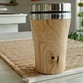 Wooden travel mug, Wooden coffee mug, Keep cup, Gift for her, Coffee cup