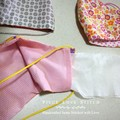 Face Masks, Free shipping, 100% Cotton fabric with filter pocket, 3 sizes