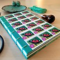 Australian Stamp Handmade Notebook