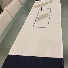 TABLE RUNNER -  COASTAL