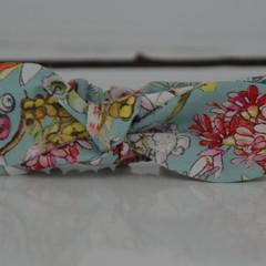 Top Knot for girls, Australiana headband, From sizes newborn to 5 years,