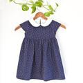 Eco Cotton Peterpan Party Dress Size 3