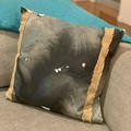 CUSHIONS Forest with Jute Trim