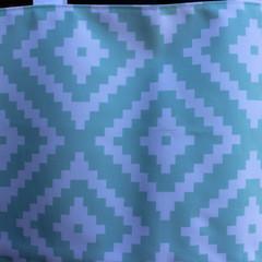 Oversize canvas tote bag | handmade | gift idea