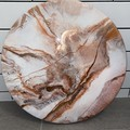 Original Resin art / Home decor / Wall Art / Resin / Copper / Rose gold / Art