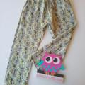 Size 4 Koala Harem Pants + 2 custom spots in sizes 0000 to 4
