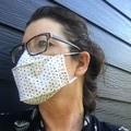 Fabric Face Mask - Women's Jungle Print