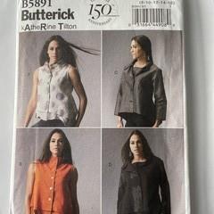 Butterick B5891
