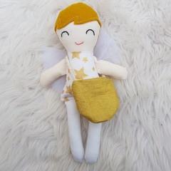 Handmade boy  tooth fairy doll
