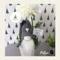 Nisse | Gnome : Pottsie | Potted Bloom | H: 28cm