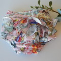 Frilly ruffle bloomers / sizes newborn to 3 years