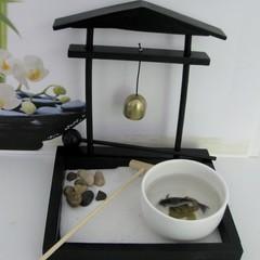 Zen Garden 3D Resin Painting