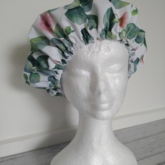 Adult shower cap - Waterproof lined