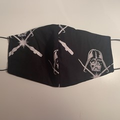 Face Mask - Darth Vader/Star Wars