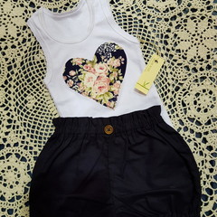 Sweetheart Britches Set Size 000 - 0