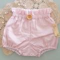 Girls Pink Stripe Britches Size 0