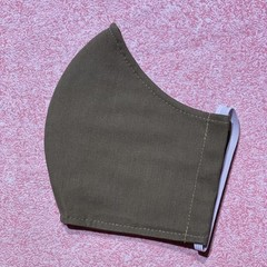 Face Mask - Large - Olive