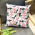 Large Cushion Cover - Australian Willy Wag Tail