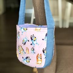 Girls Handbag - Bluey