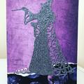 Wizard card