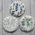 3 pairs reusable nursing pads