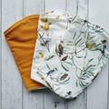 Burp cloth bundle