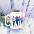 Personalised BFF's, Build your crew Coffee or Tea Mug