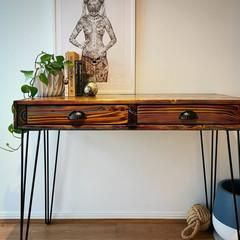 Cardhu Writing Desk / Console