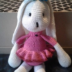 Hand Crocheted Dolls and other Creatures