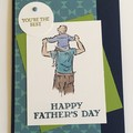 Father's Handmade Card