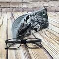 Black Ravens  Zipper Pouch/Glasses Case