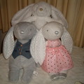 A Personalised Toy Rabbit for that special gift.