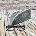 Thistles  Zipper Pouch/Glasses Case
