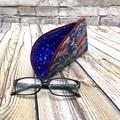 Australian Wildflowers Zipper Pouch/Glasses Case