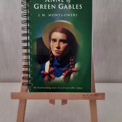 2021/2022 Financial Year Diary - Anne Of Green Gables
