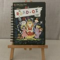 2021 Little Golden Book Upcycled Diary - The Road To Oz