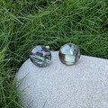 Clearance Cufflinks - butterfly and moth wing (multiple options available)