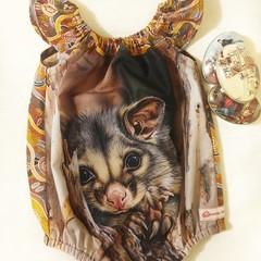'Little possum pal'