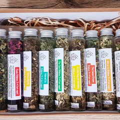 Tea Bundles (Handcrafted organic tea)