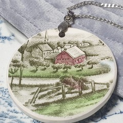 Johnson Brothers Friendly Village Pendant